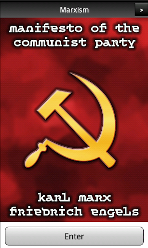 Marx Communist Manifesto PRO