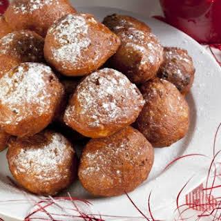 Chanukah Doughnuts.