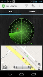 Car Locator Evernote Plugin - screenshot thumbnail