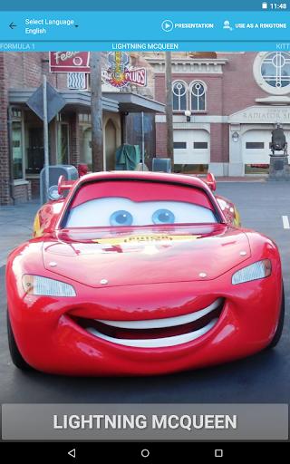 Vehicles Sound for Kids Screenshot