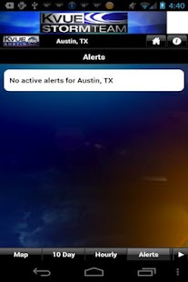 KVUE RADAR- screenshot thumbnail