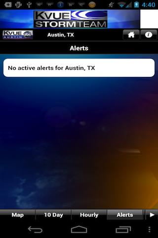 KVUE RADAR- screenshot