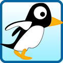 penguin jump games icon