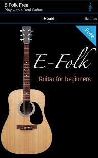 Learn Guitar : E-Folk - screenshot thumbnail