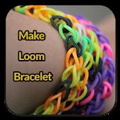 Make Rainbow Loom Bracelet