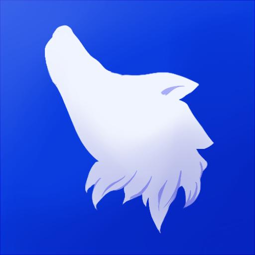 个人化のスノウウルフ LOGO-記事Game