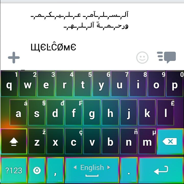 Decoration text keyboard android apps on google play for A text decoration