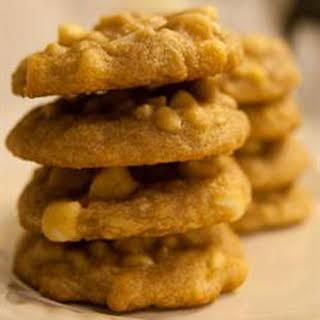 Macadamia Nut Chocolate Chip Cookies.