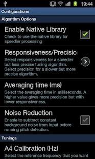 Tuner - DaTuner Pro (Strobe!)- screenshot thumbnail