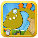 Kids First Puzzles HD icon