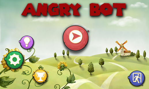Angry Bot- screenshot thumbnail