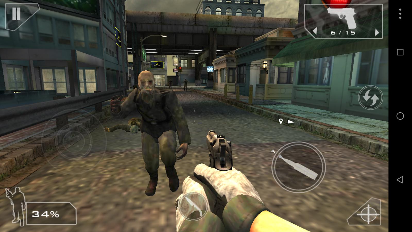 Green Force: Zombies - HD - screenshot