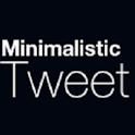Minimalistic Tweet