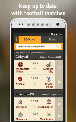 Corner - Find Football Pubs