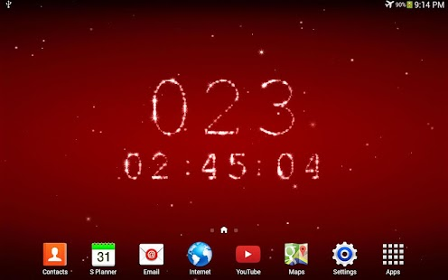 Countdown Live Wallpaper 2016- screenshot thumbnail