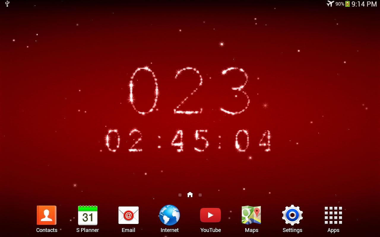 Calendar Countdown Wallpaper : Countdown live hintergrund android apps auf google play