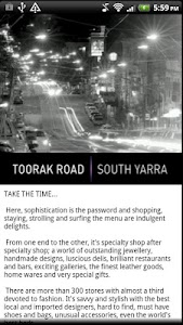 South Yarra Shopping screenshot 2
