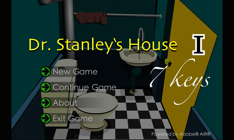 Dr.Stanley's House 1- screenshot