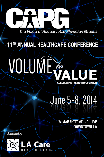 CAPG Healthcare Conference