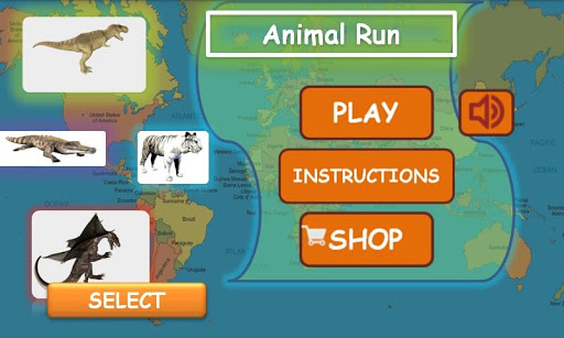 玩冒險App|Animal World Run免費|APP試玩
