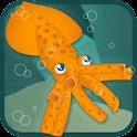 Squidcapades logo