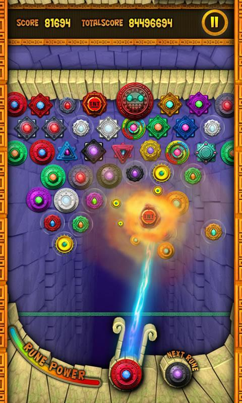 free online game bubbles shooter zuma