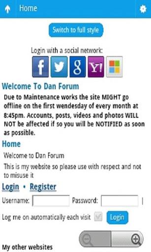 Dan Forum