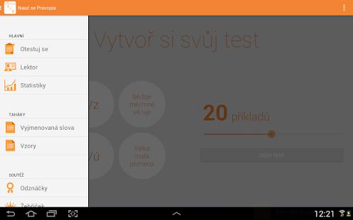 Learn Czech Grammar - screenshot thumbnail