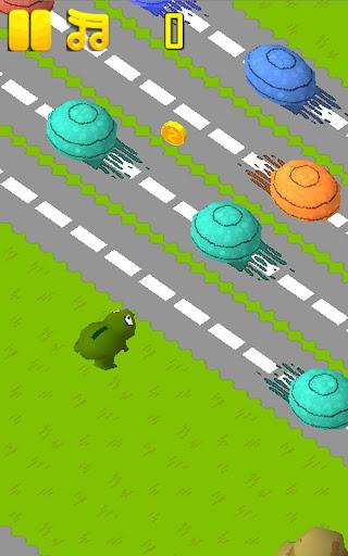 CHOTA ROADS CROSSY TRAFFIC 3D