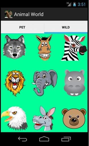 【免費娛樂App】Hayvanlar Alemi-APP點子