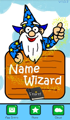 Name Wizard 名字精靈