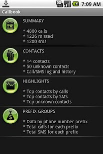 Callbook - screenshot thumbnail