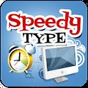 Speedy Type logo