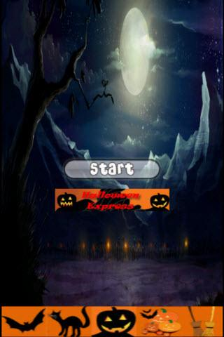 Halloween Express 2 Free - screenshot
