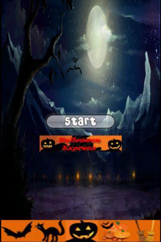 Halloween Express 2 Free - screenshot