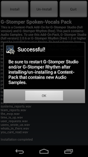 G-Stomper Spoken-Vocals Pack - screenshot thumbnail