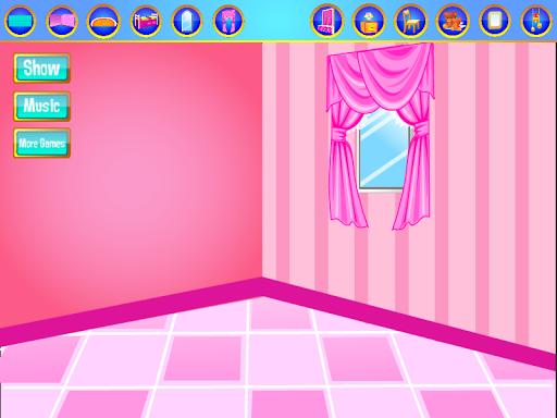 ベビールーム装飾ゲーム