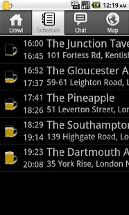 Pub Crawl - pubdroid.com - screenshot thumbnail
