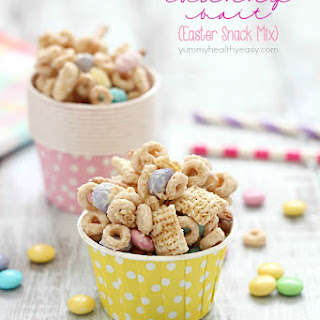 Bunny Bait {Easter Snack Mix}.