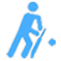 Fast Cricket logo
