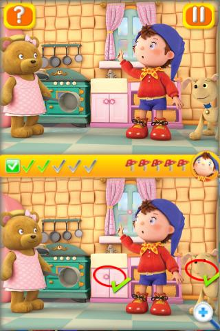 Noddy™ First Steps- screenshot