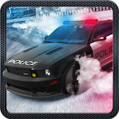 Police Cars Crazy Drift Pack