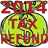 Federal Tax, 2014 Refund Calc.