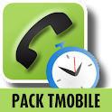 Track your plan TMobile pack logo