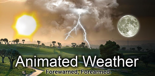 Animated Weather Widget&Clock 5.5.2