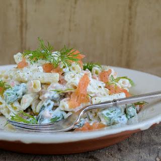 Fresh Salmon Pasta Cream Recipes.