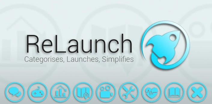 ReLaunch - Launcher