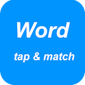 WORD tap & match icon