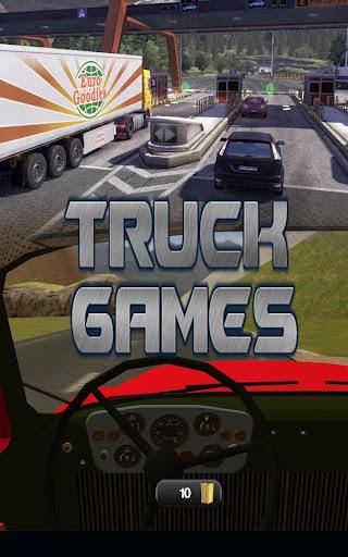 最好的卡車遊戲