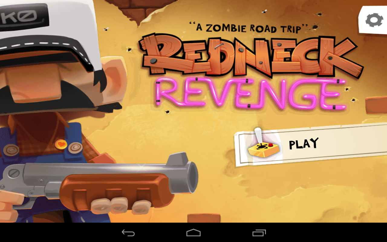 Redneck Revenge- screenshot
